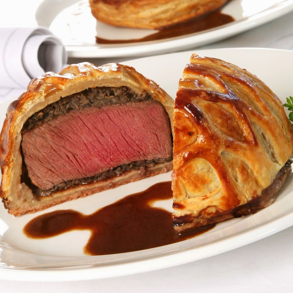 How to Make Beef Wellingtons