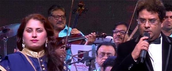 Aaj Rapat Jaye Toh Cover by Gauri Kavi & Chintan Bakiwala | Namak Halaal