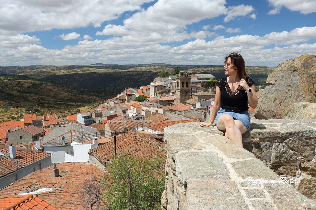Vistas desde el Mirador del Torojón, Fermoselle