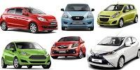 Virus Corona Merebak, Mobil Seken City Car Kian Laris di Jakarta