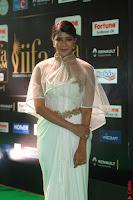 Lakshmi Prasanna in Transparent Saree Spicy Sleeveless Choli at IIFA Utsavam Awards 2017  Day 2  Exclusive 09.JPG