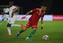 تقرير مباراة منتخب المغرب ومنتخب بوركينا فاسو في المباريات الوديه