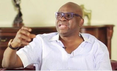 'If I Become President Of Nigeria, I Will Send Obasanjo Back To Prison' - Fayose Vows