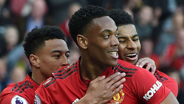 Le futur 11 de Manchester United selon le Daily Express