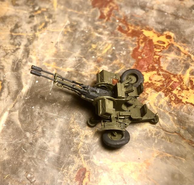 ZSU 23-2 aa gun