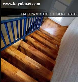 Parquet jati tangga