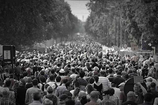Haramkan Demonstrasi, Sebuah Paradoks Kelompok Salafy?