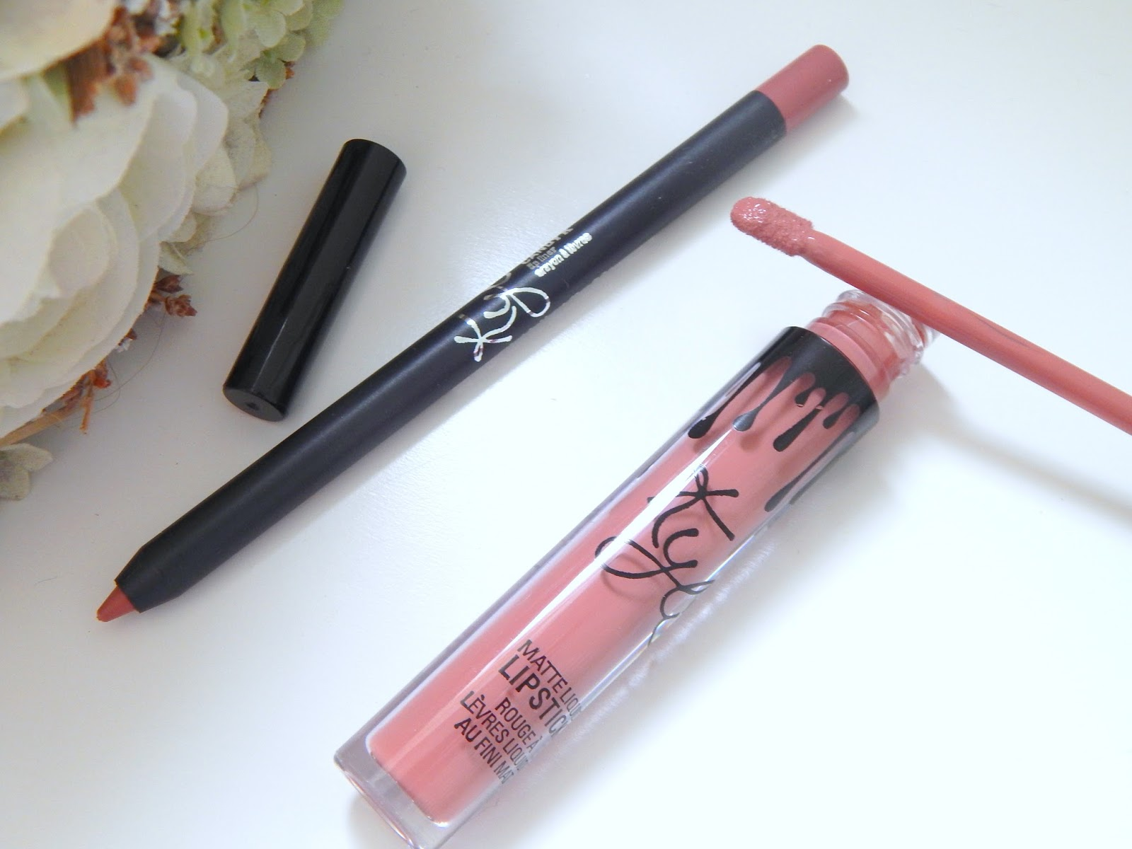 Kylie Lip Kit Candy K Review and Swatches