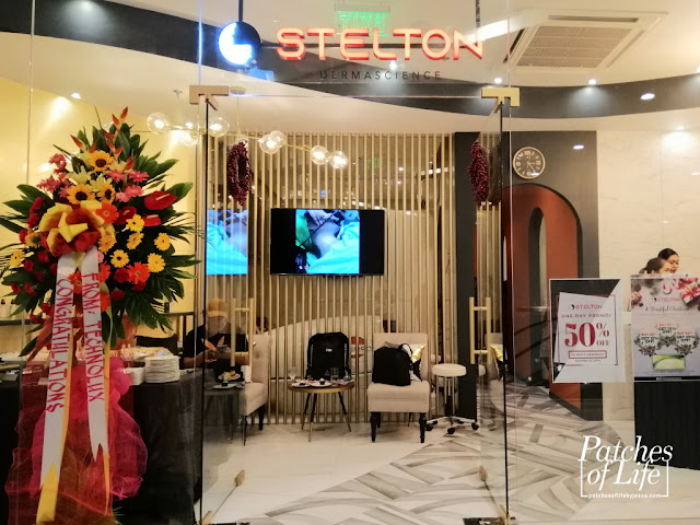 Stelton Dermascience One Bonifacio High Street