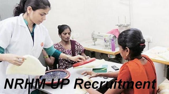 UP NRHM Vacancy upnrhm.gov.in NHM Recruitment Apply Online Form
