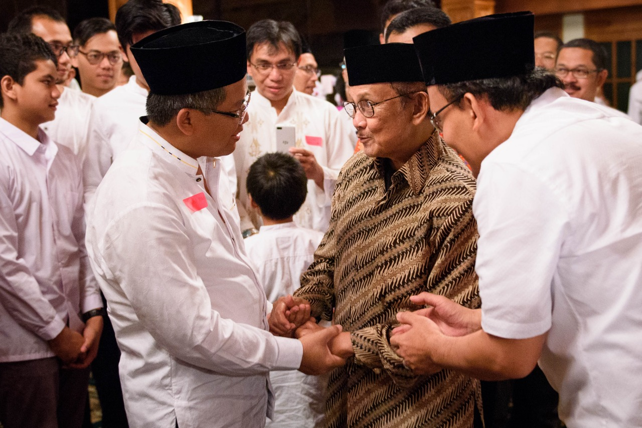 Cerita Presiden PKS Mendapat Beasiswa Inisiasi Habibie
