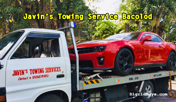 Javin's Towing Service Bacolod - Bacolod towing service - Bacolod City - Bacolod blogger - super cars - miata- towing super cars - car break down - emergency towing service - vehicular accident - Silay Airport Access Road