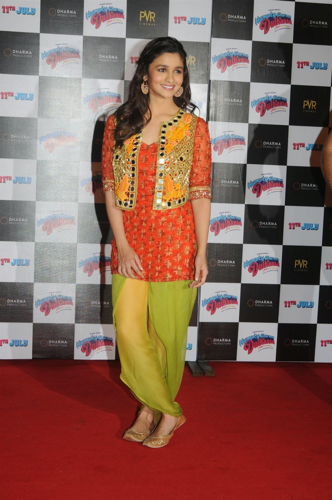 High Quality Bollywood Celebrity Pictures Alia Bhatt -6681