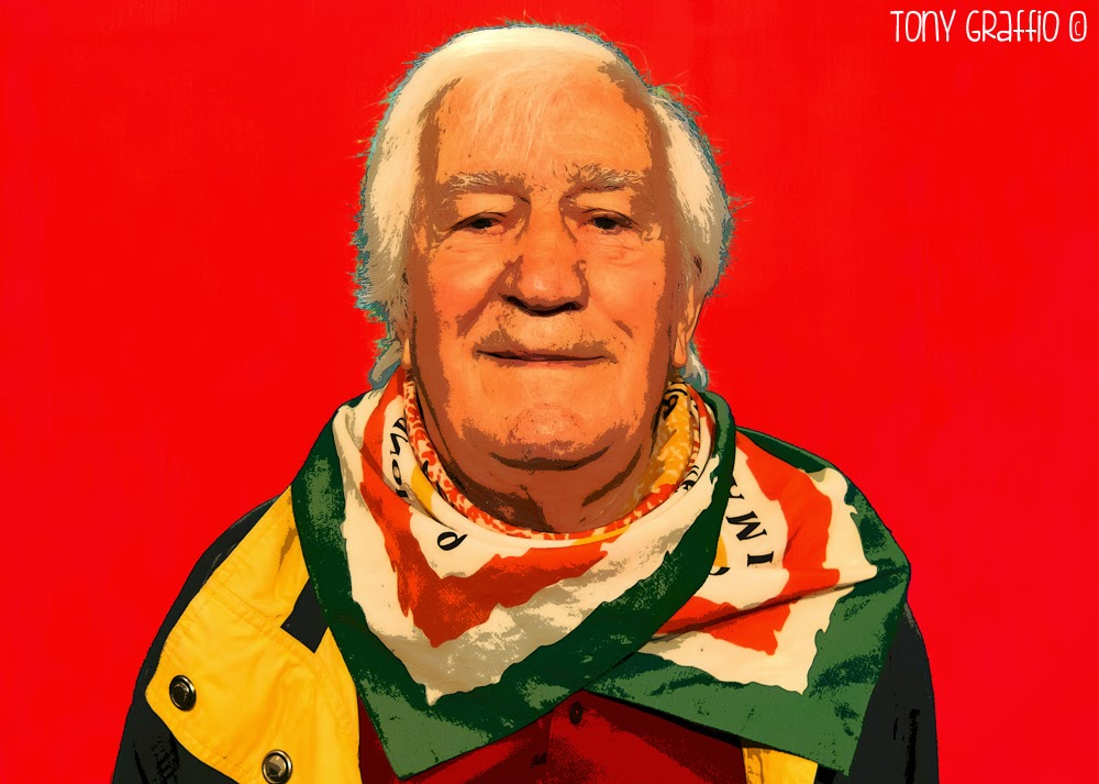 """Aldo Giassi, partigiano comunista, 90 anni  """"Non riesco ad identificarmi in questa Italia del 2015"""""""
