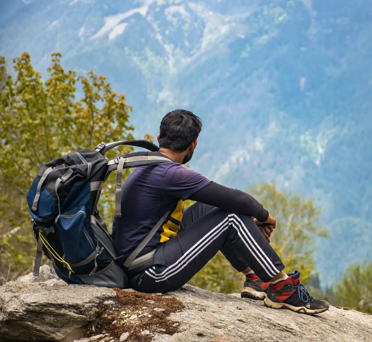Pendaki Petualang - Foto Guduru Ajay Bhargav