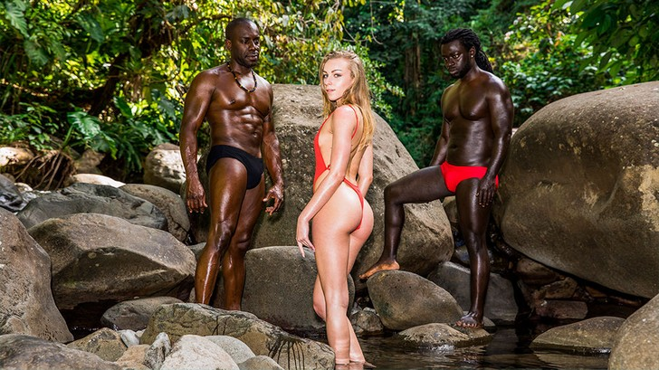 Blacked – Lost And Found – Angel Emily