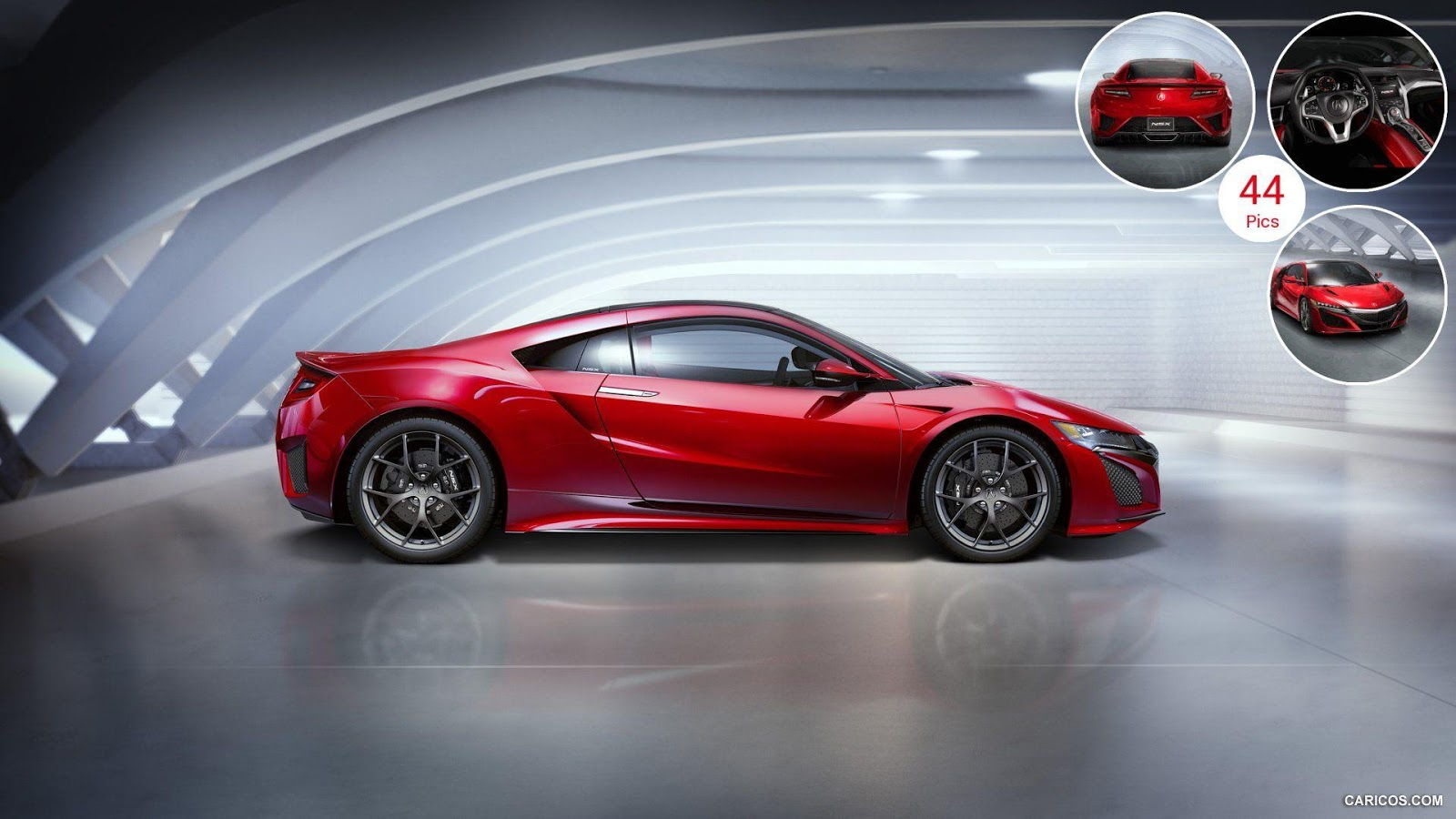 2016 Acura NSX car wallpapers hd