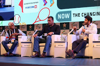 Ekta Kapoor Anurag Kashyap & Ramesh SippyAt at FICCI FRAMES 2017  0158.JPG