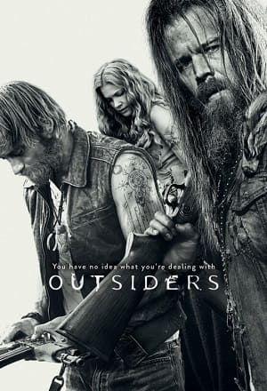 Série Outsiders - 1ª Temporada 2017 Torrent