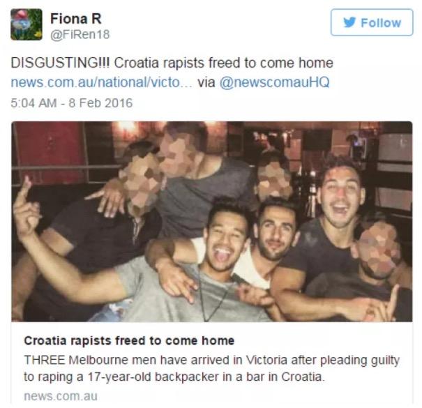 3 Lelaki Mengaku Rogol Dibebaskan Lepas Bagi Rasuah
