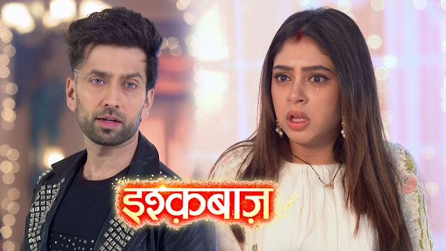 Shivaansh Mannat's secret mission cooks story of ishqbaazi in Ishqbaaz