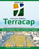 Apostila Download Técnico Administrativo TERRACAP DF (PDF) 2017