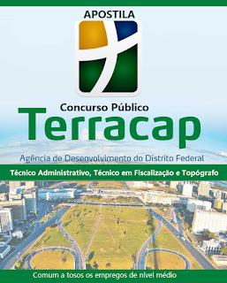 Download Apostila TERRACAP 2017 Técnico Administrativo: PDF e Digital.