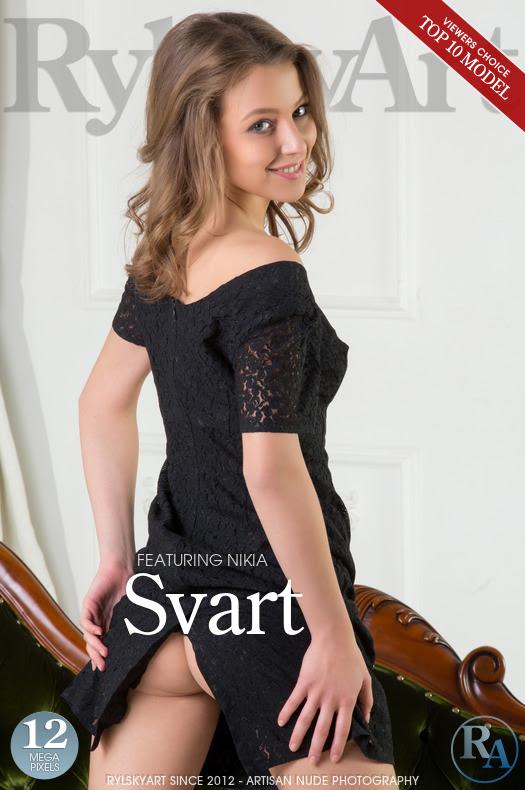 4920644706 [RylskyArt] Nikia - Svart
