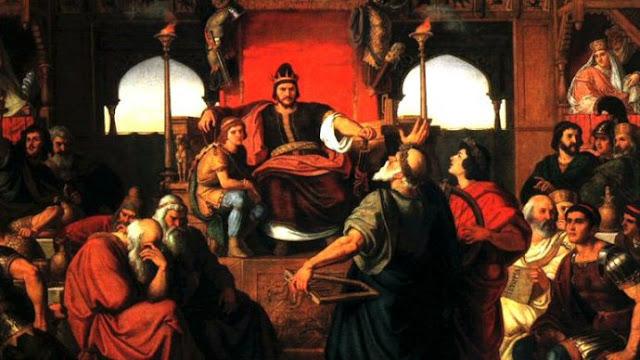 Raja Paling Bengis dan Jahat