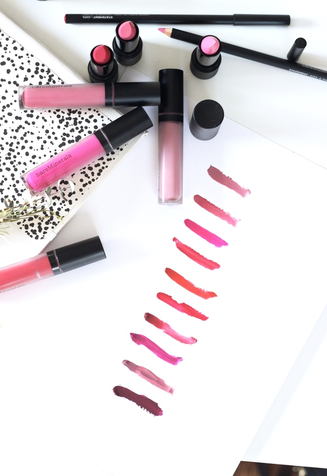 Summer Statement -- Bareminerals Statement Matte Liquid Lipcolor VIP