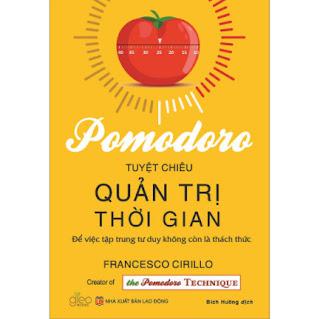 Pomodoro - Tuyệt Chiêu Quản Trị Thời Gian ebook PDF EPUB AWZ3 PRC MOBI