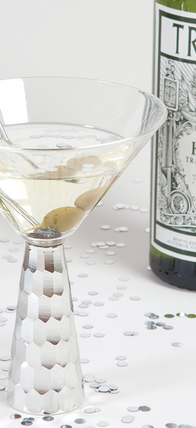 8 Oak Lane Martini Glass