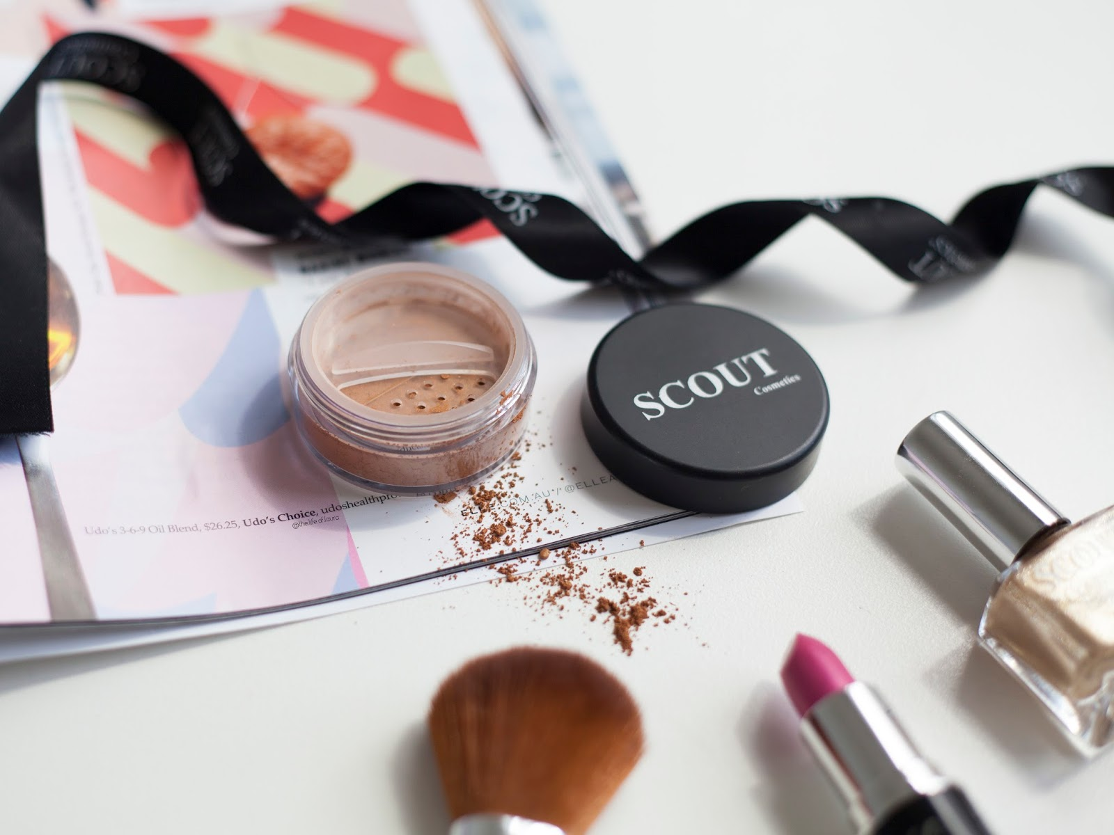 SCOUT Cosmetics Bronze Goddess Bronzer