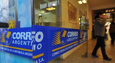 Enviar ventas de Etsy por Correo Argentino