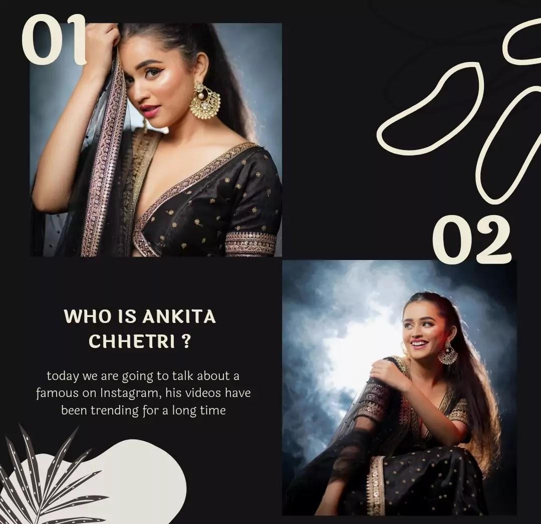 Ankita Chhetri's biography