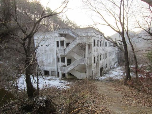 3 Tempat Angker Di Korea Selatan Yang Terbengkalai - Rumah Sakit Gojiam