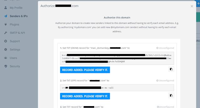 How To Configure WP Mail SMTP For Sendinblue Mailer - WordPress 12