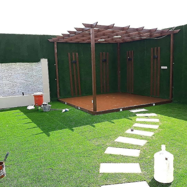 شركة تنسيق حدائق بالمنامة تنسيق حدائق البحرين شركة تركيب العشب الصناعي في المنامة