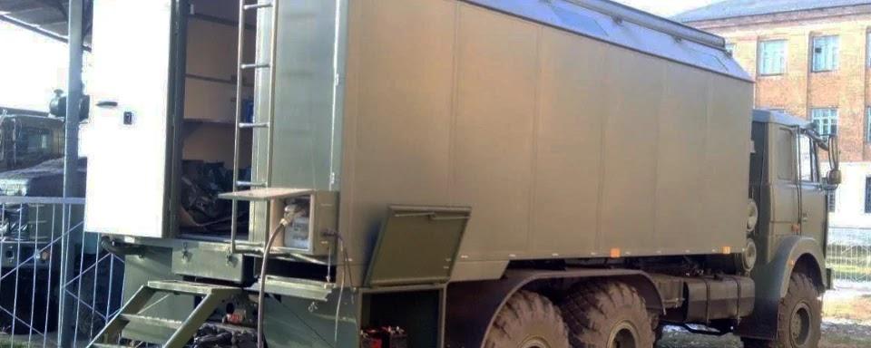 Військові метрологи отримали сучасну мобільну лабораторію