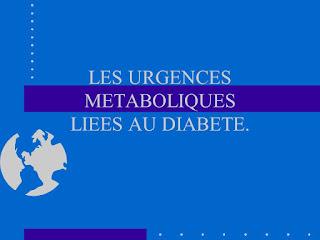 LES URGENCES METABOLIQUES LIEES AU DIABETE.pdf