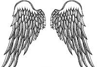 крылья ангела красивые