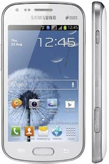 Cara Flash Samsung Galaxy S Duos S7562 Mudah