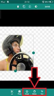 Cara Bikin Stiker Whatsapp Dari Foto Sendiri di Android