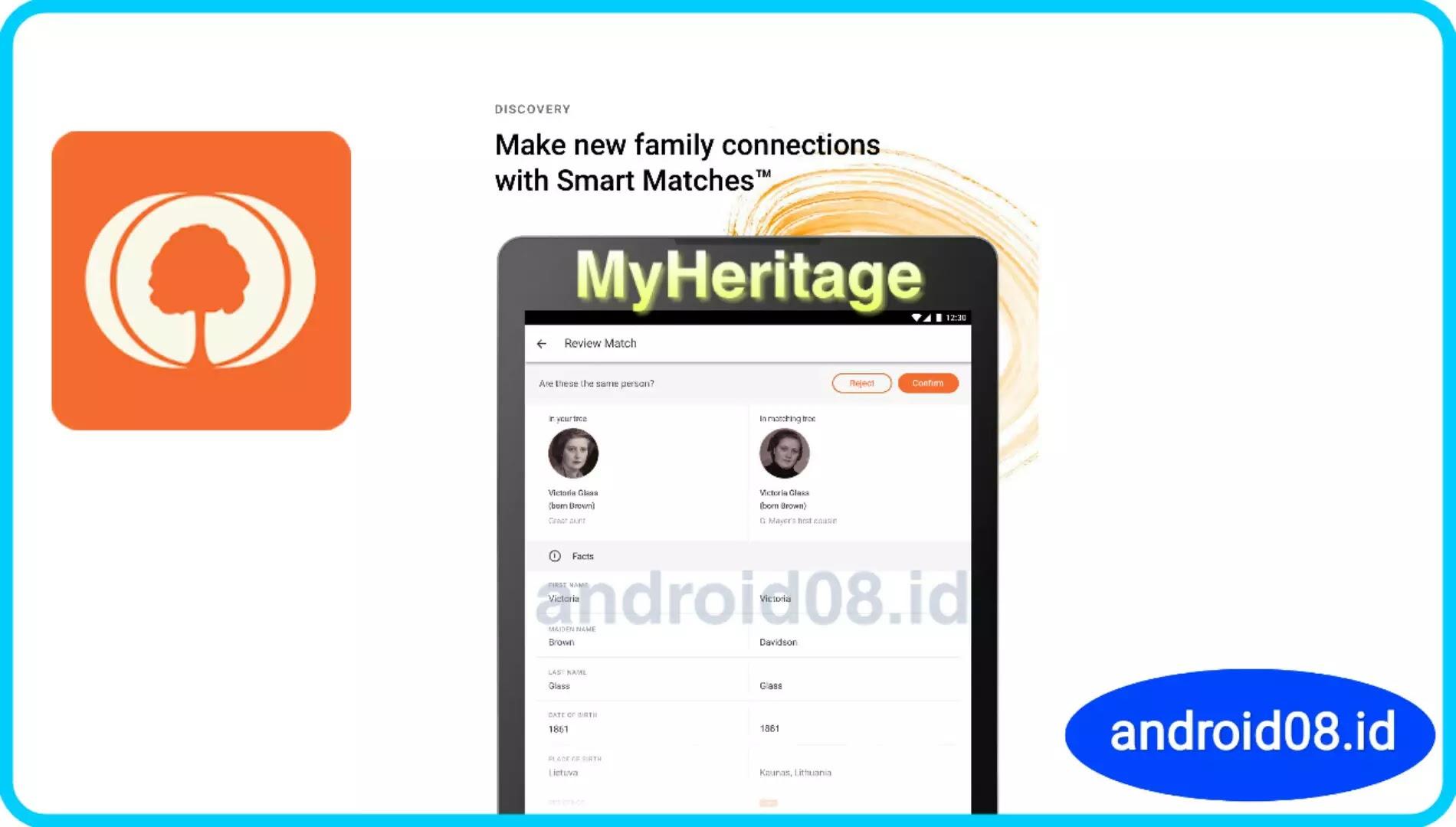 MyHeritage Aplikasi Pengubah Foto Seolah Hidup