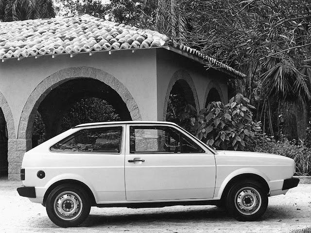 Volkswagen Gol 1980 1.3 L