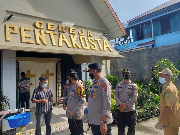 Yang Sebenarnya Terjadi di Medan saat Polisi Diam di Tengah Tawuran