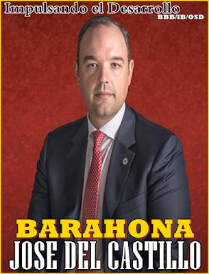 José del Castillo, contribuyendo en todos los ámbitos en la provincia de Barahona