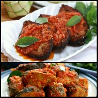 Resep memasak ikan tongkol goreng balado