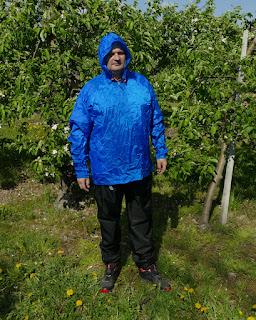 spodnie RainCut W37 L34 i kurtka Rain-Cut XL/2XL