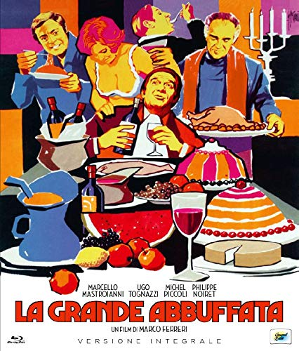 La Grande Abbuffata Home Video